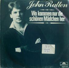 """7"""" John Rutten: dove saranno solo le belle ragazze her"""