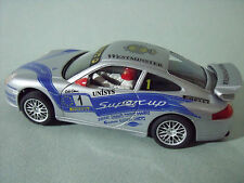 PORSCHE  GT3  SUPERCUP  NINCO  SLOT CAR   NO  FLY  SCALEXTRIC  CIRCUIT  1/32