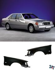 NEW MERCEDES BENZ S CLASS W140 91-95 FRONT WING FENDER SET L+R WITH FLASHER HOLE