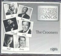 Various Artists - Unforgettable Singers Unforgettable Songs (CD) (2010)