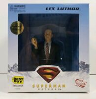 DC Direct Superman Returns Best Buy Limited Edition Exclusive Bust - Lex Luthor