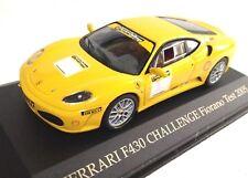 Ferrari F430 Challenge Fiorano test 2005 1 43 Ixo