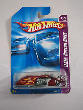 HOT WHEELS TEAM CUSTOM BIKES PIT CRUISER