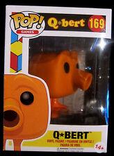 Q-BERT - Vinyl Figur - Funko Pop! - Q*BERT