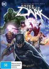 Justice League - Dark (DVD, 2017) NEW