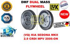 FOR VQ KIA SEDONA MKII 2.9CRDI MPV 2006-ON NEW DUAL MASS DMF FLYWHEEL