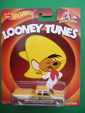 HOTWHEELS 2014 LOONEY TUNES SPEEDY GONZALES CUSTOMIZED C35001:64 SCALE VHTF