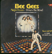 """0907BEE GEES - NIGHT FEVER  7"""""""