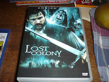 LOST COLONY DVD USED French GREAT Adrian Paul