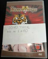 L'UOMO TIGRE DVD 1/10 SERIE TV 10 DVD MONDO HOME JAPAN COLLECTION