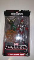 "Marvel Legends Infinite Series Spider-Man 2099 ""Green Goblin"" Rare Sealed"