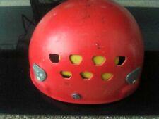Petzl ECRIN-ROC Helmet Rock Climbing Caving Mountaineering 53-63 cm RED