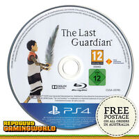 The Last Guardian Playstation 4 Game for Sony PS4 -  Disc Only