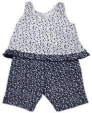 Conjuntos de ropa azul para niñas de 0 a 24 meses