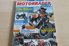 151800) Motorrad News - Motorrad Katalog 2008