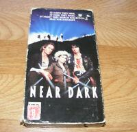 NEAR DARK VHS Horror Vampire Movie 1987 HBO Video Adrian Pasdar Jenny Wright