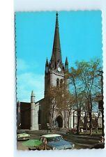 Trois-Rivieres Quebec Canada La Cathedrale Cathedral Church Vintage Postcard C05