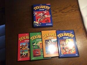 Die Tex Avery Show DVD Box 1 Sammelbox Deutsch *neuwertig*
