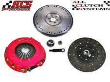 ACS STAGE 2 CLUTCH KIT+FLYWHEEL 1986-1995 FORD MUSTANG GT LX 5.0L 302'