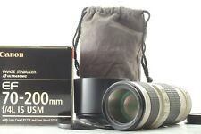 【 TOP MINT in BOX 】 Canon EF 70-200mm f/4 L IS USM AF Lens From JAPAN #374