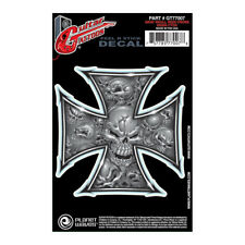 D'Addario Guitar Tattoo, Iron Cross
