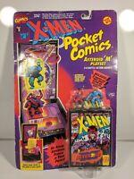 "Toy Box X-Men Pocket Comics Playset Asteroid ""M"" Playset NIP 1994"