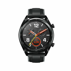 Huawei Watch GT (Titanium Grey Stainless Steel 46mm, Bluetooth) USA Freeship