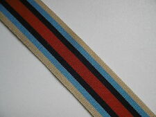 Operational Service Medal 2000 Afghanistan Ribbon Full Size 32cm long