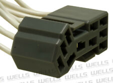 Turn Signal Switch Connector WVE BY NTK 6S1094