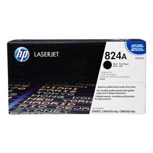 Genuine HP 824A Black LaserJet Image Drum (CB384A)