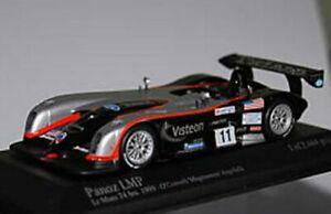 1:43 PANOZ LMP Le Mans race cars 1999 - 2000 ACTION AC4 008812 008823 998811