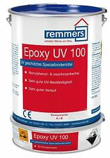 Remmers Epoxy UV 100 25 kg Bindemittel für Dekorkiesbeläge UV-Beständig
