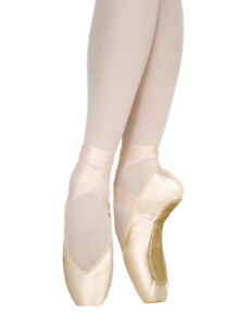 Grishko Maya Pointe Shoes: Original Sizing