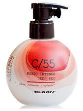Elgon Haircolor I Care C/55 Rosso Intenso 200 ml / 7 oz.