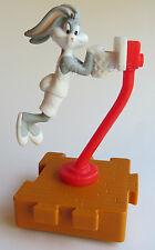 LOOSE McDonald's 1996 Space Jam BUGS BUNNY Michael Jordan Basketball CAKE TOPPER