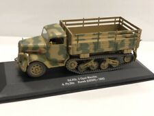 sd.kfz.3 opel maultier  kursk ussr 1943  1/43 véhicules militaires n8+ fascic