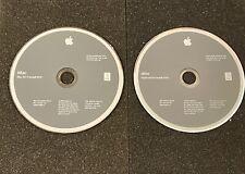 Original APPLE DVD ® iMac 2009 A1311 A1312 DVD 10.6.2 + APPLE HARDWARE TEST GPU