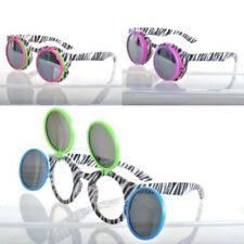 Occhiali da sole da donna multicolori plastici multicolori