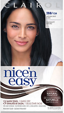 Clairol Nice n Easy Hair Color 124 2BB Natural Blue Black 1 Kit