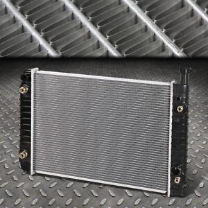 FOR 85-94 GMC SAFARI/CHEVY ASTRO 4.3 V6 AT FULL ALUMINUM CORE RADIATOR DPI 312