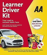 Learner Driver Kit by AA Publishing BRAND NEW (Mixed media product, 2016)