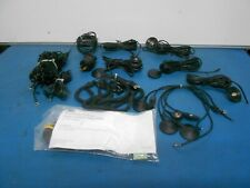 3M 42-0007-0893-5 Static Ground Cord W/Cable Cups & Assorted Grn Cords Lot of 15