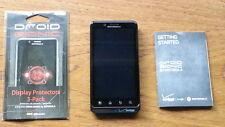 Motorola Verizon DROID Pro phone 2GB bundle with charger