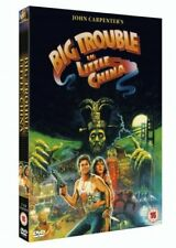 BIG TROUBLE IN LITTLE CHINA (1986) DVD 2004  KURT RUSSELL