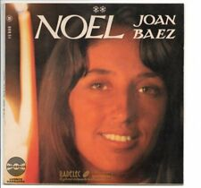 EP 45 TOURS JOAN BAEZ CANTIQUE DE NOEL AMADEO 15808