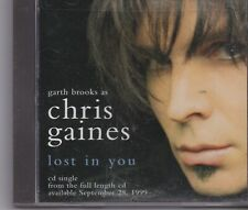 Garth Brooks As Chris Gaines-Lost In You cd maxi single