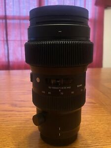 Sigma Art 50-100mm f/1.8 DC for canon