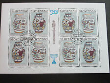 Slowakei Slovensko  KL Kleinbogen 356/357  von 2000 Erstagsstempel
