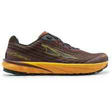 Scarpe uomo trail running Altra TIMP 2.0 - dark red/orange