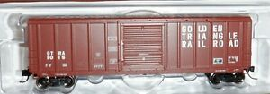 Fox Valley - N scale-  PS 5344 Box Car - Golden Triangle Railroad #1016 - 81191